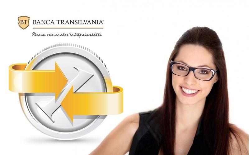 Poza Ce calcul de refinantare ofera cei de la Banca Transilvania